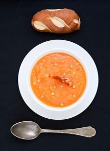 plat de nourriture sucré ou salé