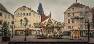 photo de paysage alsace Strasbourg pendant des voyages